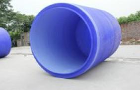 广口塑料桶