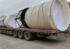 8吨水处理锥底广口储罐