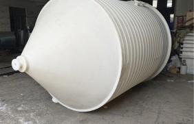 大开口锥底3000L塑料桶