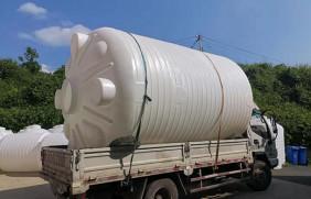 3吨塑料水塔-甲醇存储水塔