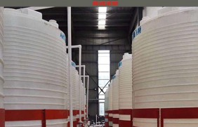 2吨塑胶水塔-饮用水存储PE水塔